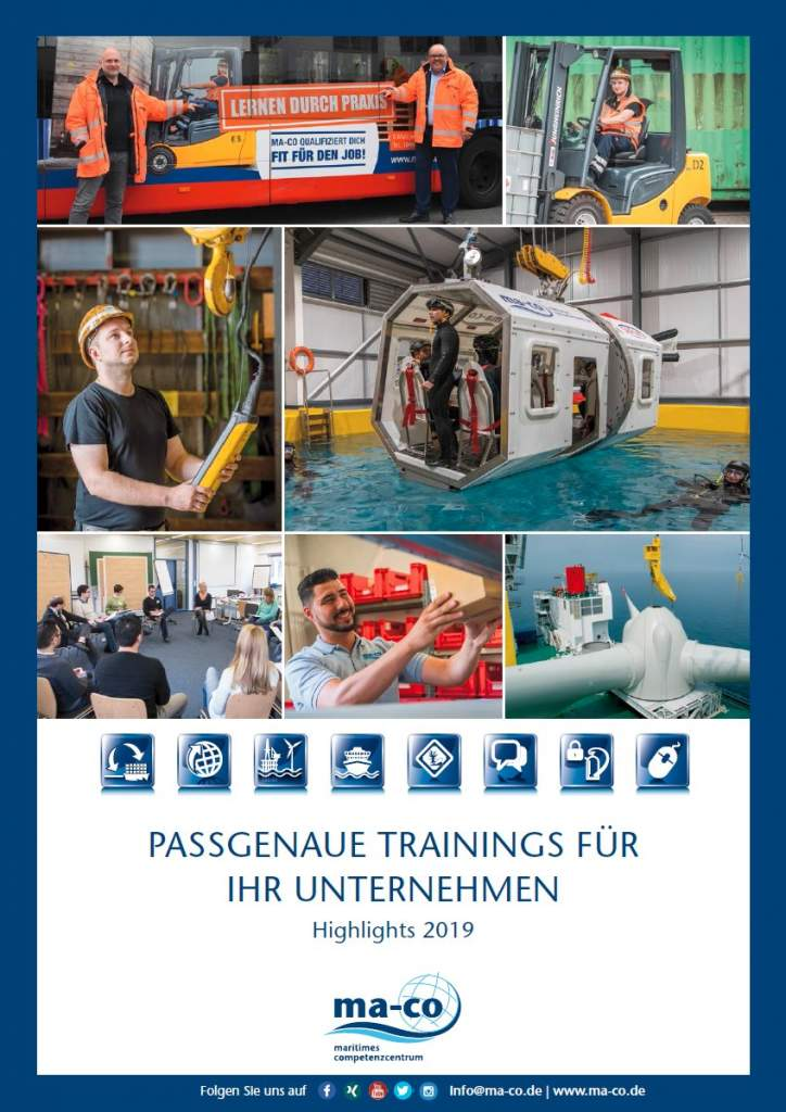 Highlights Trainings und Seminare 2019